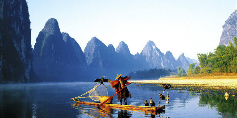 6 Days Guilin / Yangshuo (Chinese New Year)|桂林/阳朔/龙胜 (RM 2,088.00)